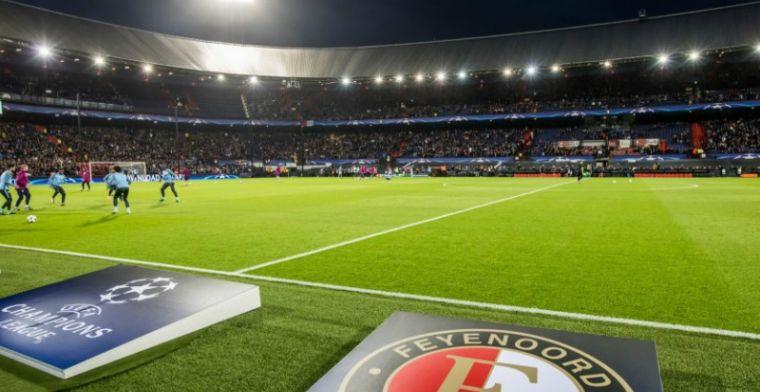 Pijnlijk weerzien Feyenoord met Champions League: 'Geen schijn van kans'