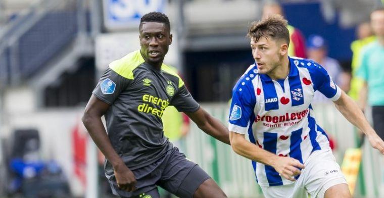 PSV'er kan kiezen tussen Oranje en Ghana: 'Doe geen uitspraken'