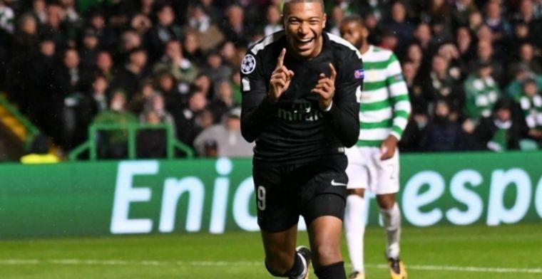 'UEFA roept Celtic en PSG op het matje na incidentrijke Champions League-avond'