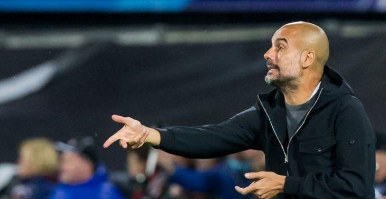 Guardiola geniet in De Kuip: Een van de beste spelers die ik ooit heb gezien