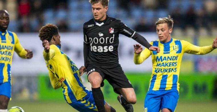Transfervrije spits dwingt contract af bij Heracles: éénjarige verbintenis