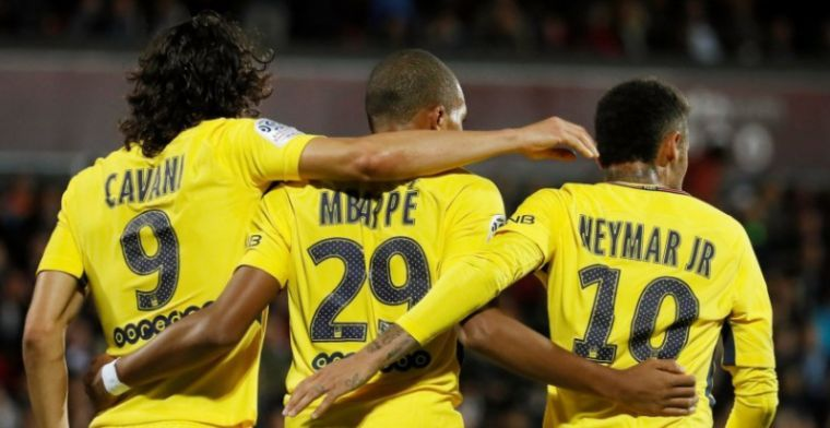 'Ruziënde' Neymar toont zich van beste kant: 'Ongelooflijk aardige donatie'
