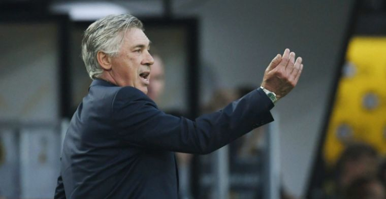 'Baan van Ancelotti op de tocht door Champions League-clausule in contract'