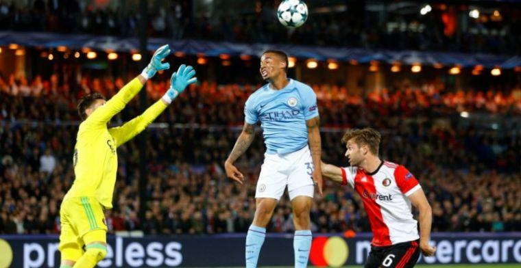 Feyenoord weggespeeld: 'Deze tegenstander was van een heel ander niveau'