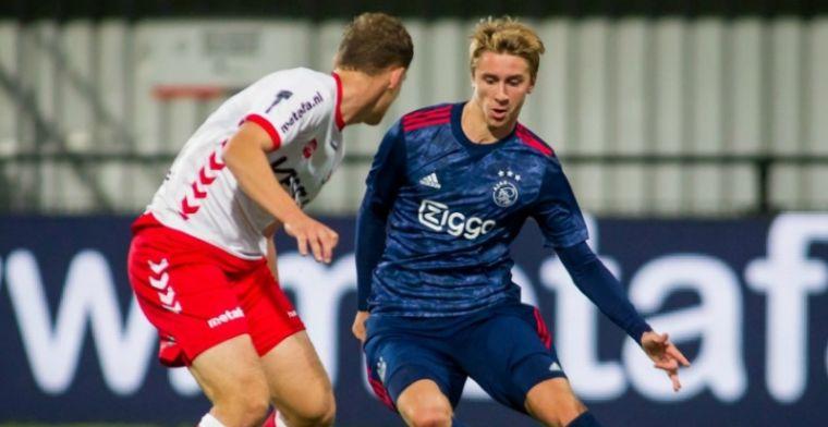 a2c44c906393 samen christen date Snelle opmars richting eerste elftal Ajax