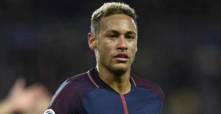 'Neymar slaat met vuist op tafel en eist vertrek van concurrent Cavani'