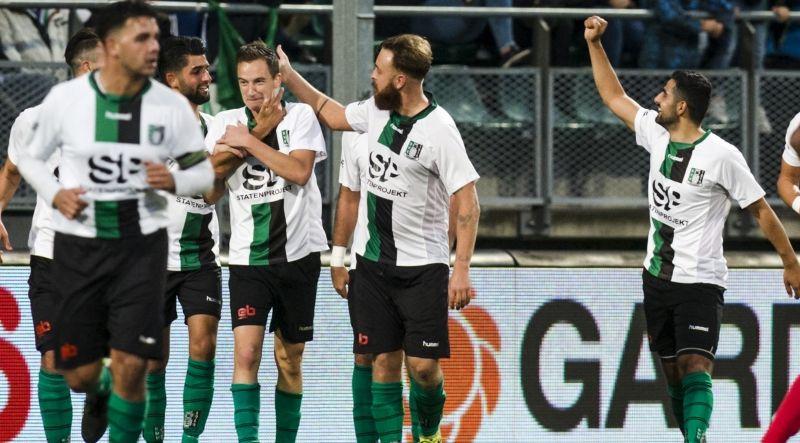 Afbeelding: Ajax-opponent kan geluk niet op: