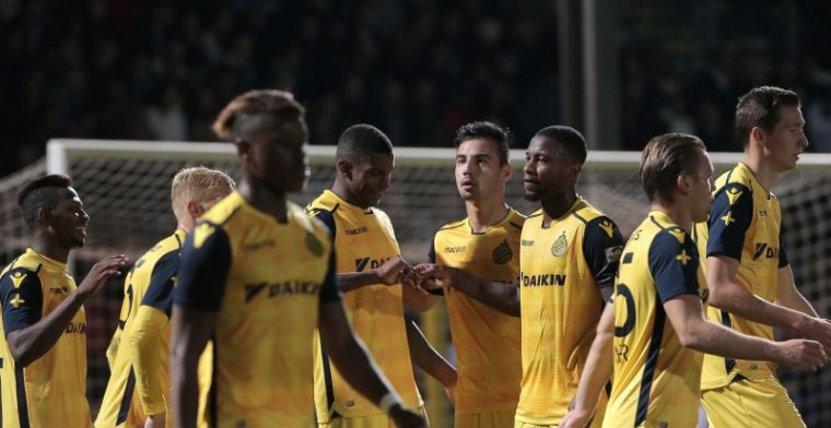 Club Brugge versmacht Roeselare in zinderende eerste helft
