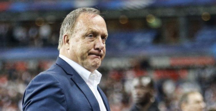 Advocaat: 'Ik zag hem bij PSV. Schiet ik bijna vol, het maakt me verdrietig'