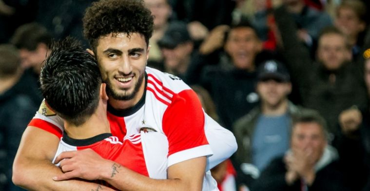 Berghuis van schlemiel naar held: Feyenoord bekert met moeite door