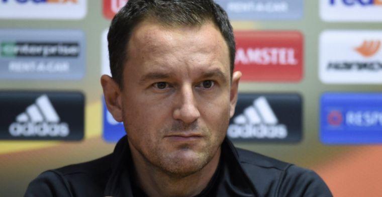 Jankovic fileert ex-club Standard: Vaste beleidslijn en stabiliteit ontbreekt