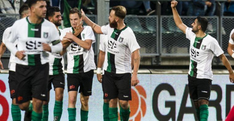 Ajax-opponent kan geluk niet op: Een van mooiste momenten die ik heb meegemaakt