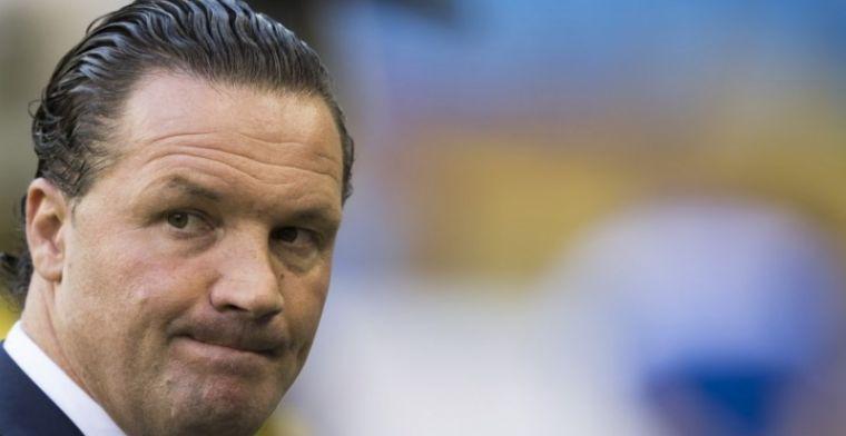 'Het is ontoelaatbaar dat je vier tegengoals krijgt tegen een amateurclub'