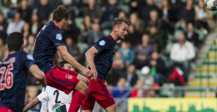 'Lastig, maar ik ben blij dat Ajax mij de kans geeft om hier weer te spelen'