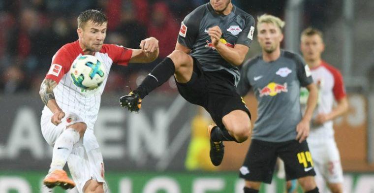 Door het stof na 'rukgebaar' in Bundesliga: 'Ik heb geen oog dichtgedaan'