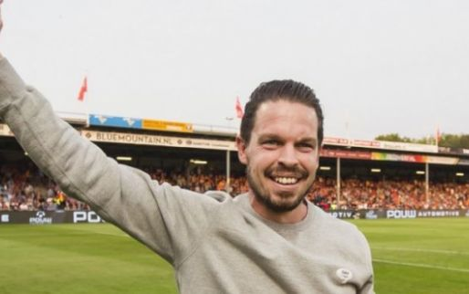 Afbeelding: 'Na PSV graag Feyenoord-thuis. Ik heb nog wat recht te zetten tegen ze...'