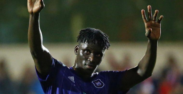 Kopzorgen voor Anderlecht, Mbodji kan flink risico nemen