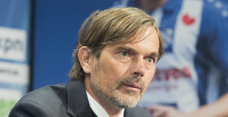 PSV-debuut laat voorlopig op zich wachten: We geven geen cadeaus weg