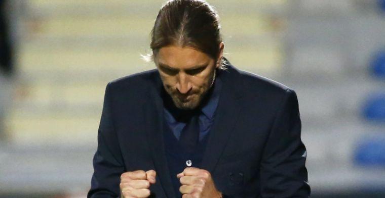 'Een degelijk debuut voor Frutos, hij kan de held worden'