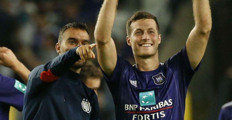 Anderlecht kwakkelt, maar verdedigers worden opgeroepen voor interlands