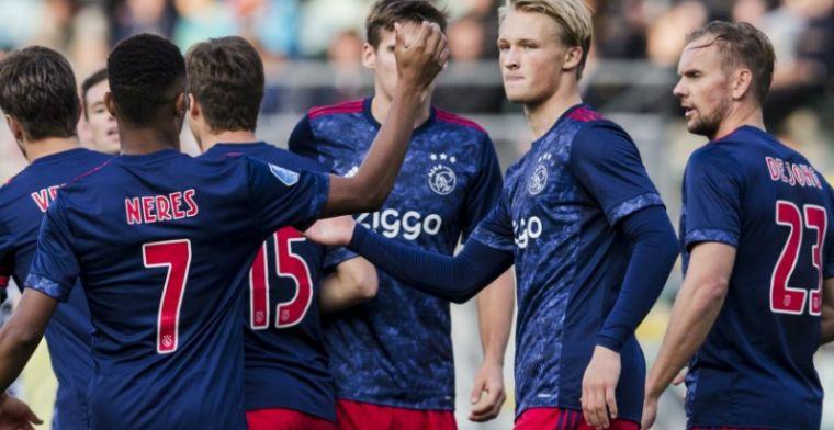 'Keizer kiest tegen Vitesse niet voor doelpuntenmaker in de spits'