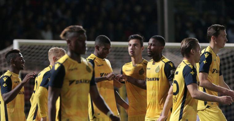 Sterkhouder Club Brugge speelt topmatch: Fijn spelen op die manier