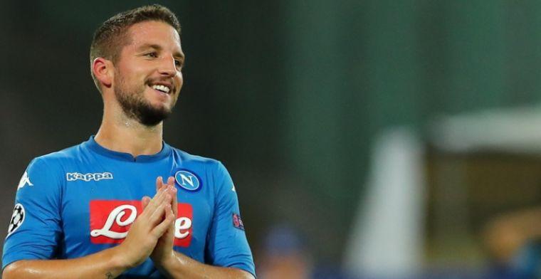 Feyenoord tegenover Mertens: 'Niet kunnen bevroeden dat hij zó goed zou worden'