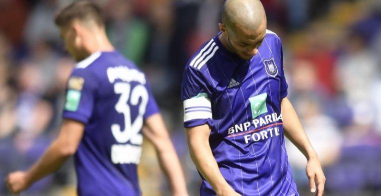 Nieuwe kapitein bij Anderlecht? Frutos schept meteen duidelijkheid