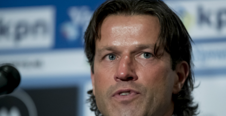 Faber onder druk bij Groningen: Alleen als de honden moeten pissen of schijten