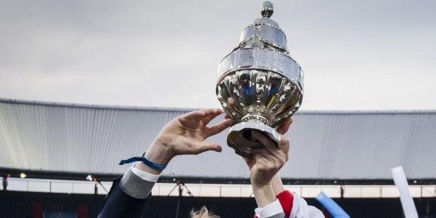 Loting KNVB Beker: Ajax en Feyenoord treffen amateurs, PSV naar Volendam
