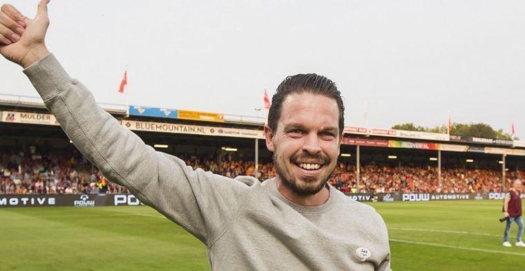 'Na PSV graag Feyenoord-thuis. Ik heb nog wat recht te zetten tegen ze...'