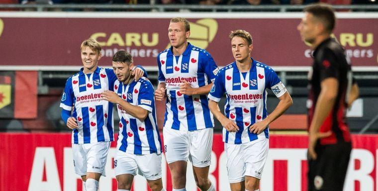Streppel krijgt aanvaller aan de praat: 'Dat doelpunt tegen PSV heel belangrijk'