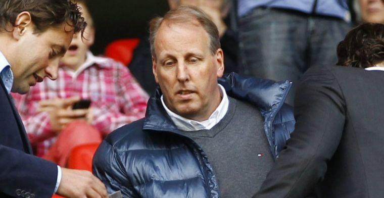 'Als Ajax of PSV een speler wil kopen, is die solidariteit ineens ver te zoeken'