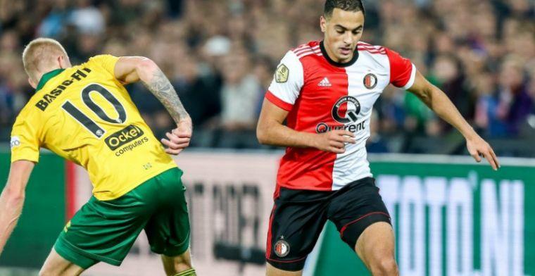 Van Bronckhorst blij met Feyenoorder: Ik weet dat ze hem in Zeist volgen