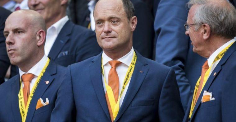 Van Oostveen vindt nieuwe baan: We zochten een inspirerende leider