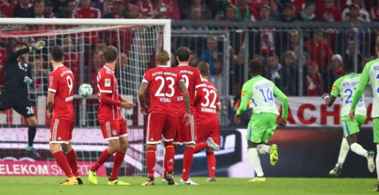Wolfsburg-Belgen stunten en houden kampioen Bayern in bedwang