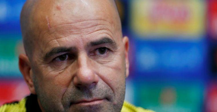 Bosz moet Dortmund-brandje blussen: Ik kan de speler wel begrijpen