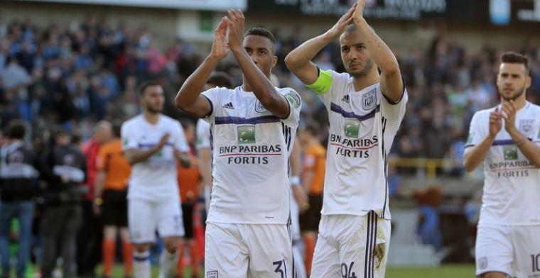 'Anderlecht achterlaten was niet makkelijk, maar ik kon niet beter'
