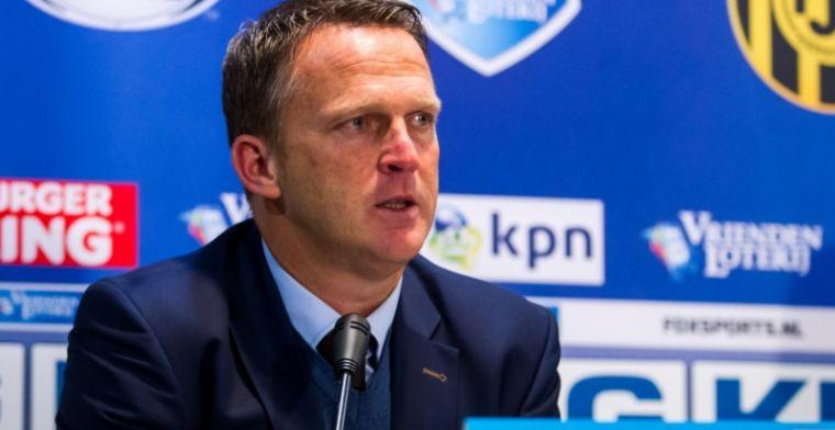 Eredivisie-subtopper wil niet mee in top-drie-hype: Ik ga dat niet roepen nu