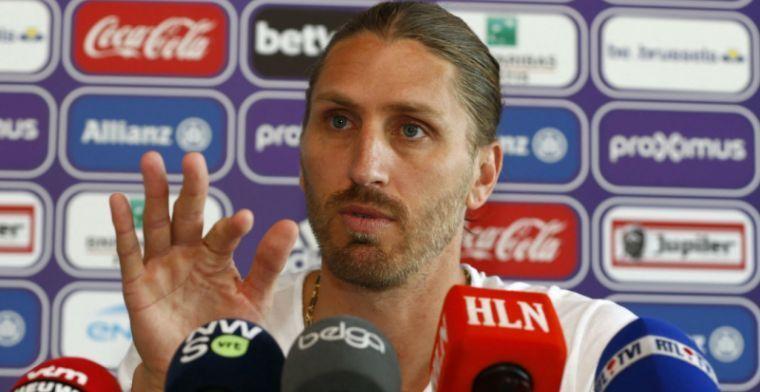 Frutos haalt stevig uit naar Club Brugge: Anderlecht, dat is klasse