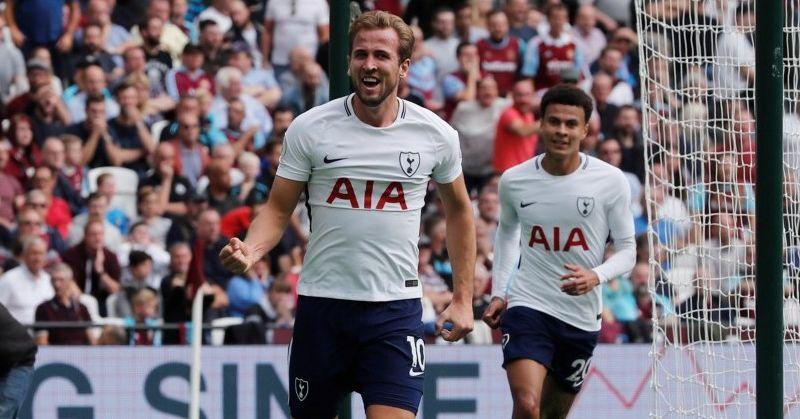 Afbeelding: Spektakel in Londense derby tussen West Ham en Spurs: 5 goals, Eriksen belangrijk