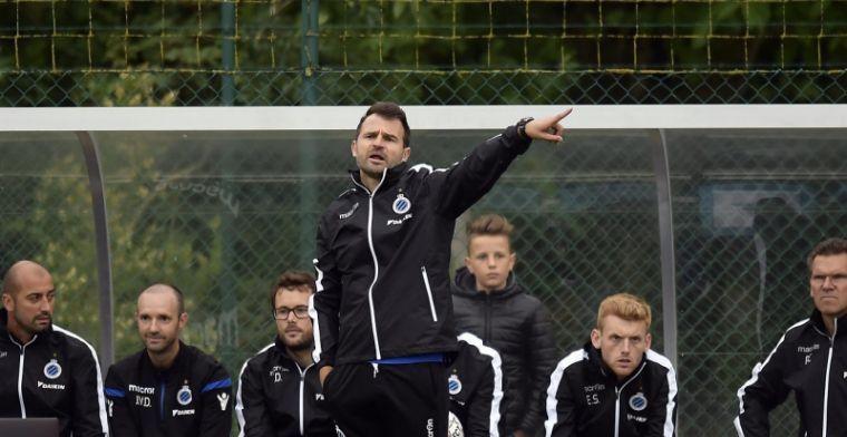 Leko maakt selectie bekend: verdediger blijft aan de kant tegen Charleroi