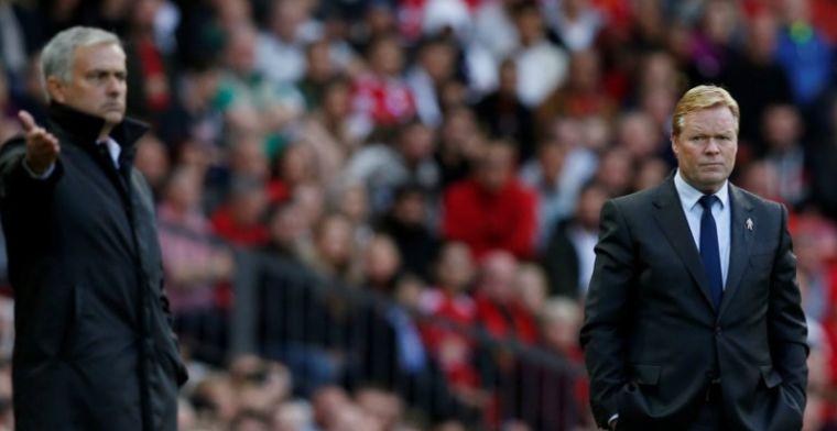 Koeman hekelt opmerking Mourinho: 'Verzet me daartegen, slaat nergens op'