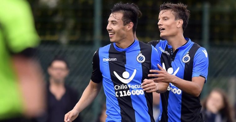 Club Brugge mag Musonda bedanken: Vroeger speelde ik op de 10