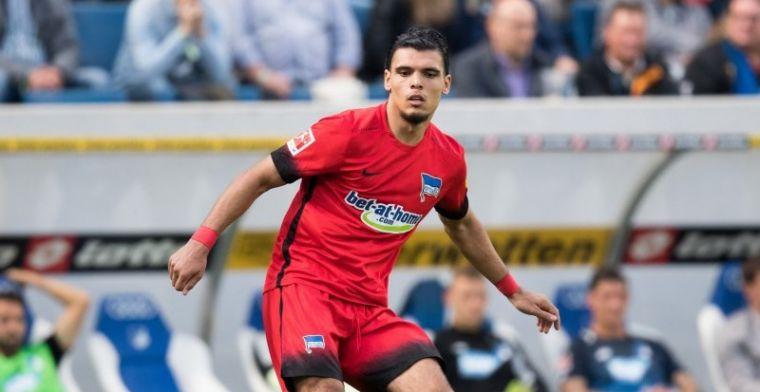 Rekik schlemiel bij verliezend Hertha, Hoffenheim stoot Bosz van eerste plek af