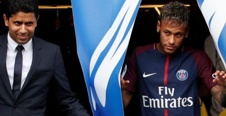 'Gigantisch dagloon van Neymar; enorme bonussen komen daar nog eens bovenop'