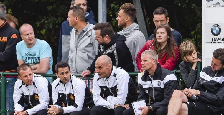 OPSTELLING: Ferrera geeft nieuwkomer een kans tegen STVV