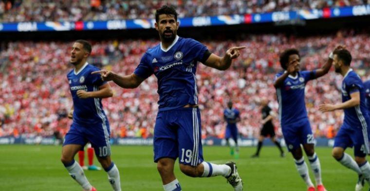 'Costa zet Chelsea een laatste hak: Blues lopen 25 miljoen euro mis'