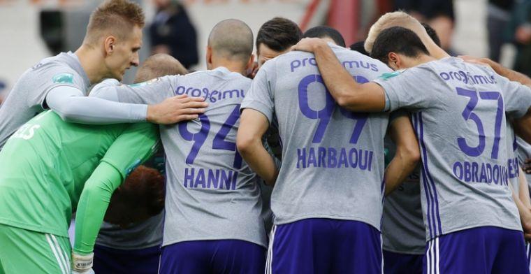 'Serieus puzzelwerk bij Anderlecht, derde sterkhouder valt af door blessure'