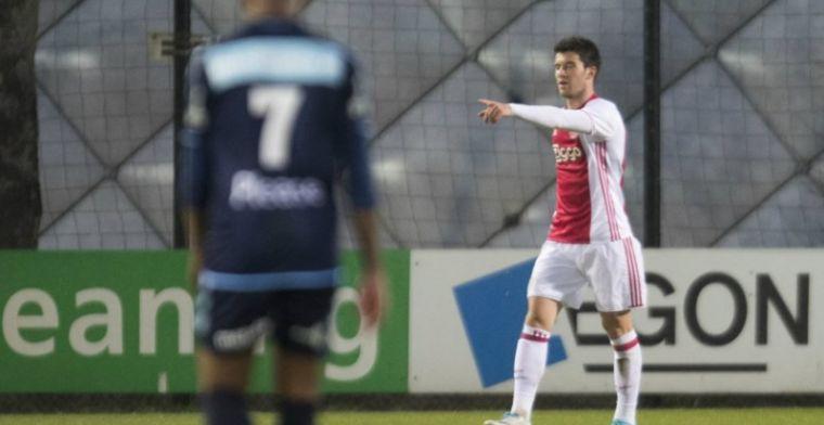 'Ajax kon me geen vaste plek bij het eerste beloven, daarom de keuze gemaakt'